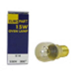 Oven Lamp Bulb E14, 220-240V, 300C, (15W)