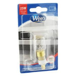 Appliance/Microwave Lamp/Bulb WPRO (C-BASE 25W)