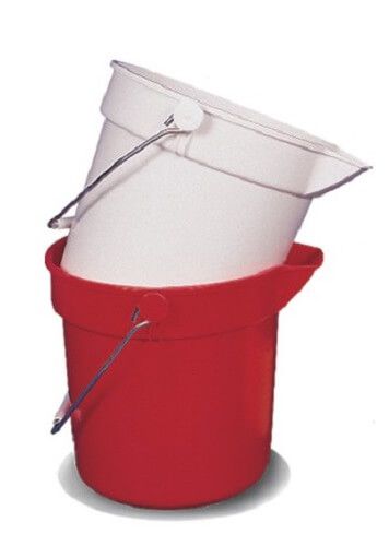 Prochem 10 litre bucket Red