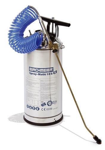 Prochem 10L Stainless steel pressure sprayer
