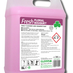 FRESH FLORAL BOUQUET DAILY CLEANER & DISINFECTANT 5L
