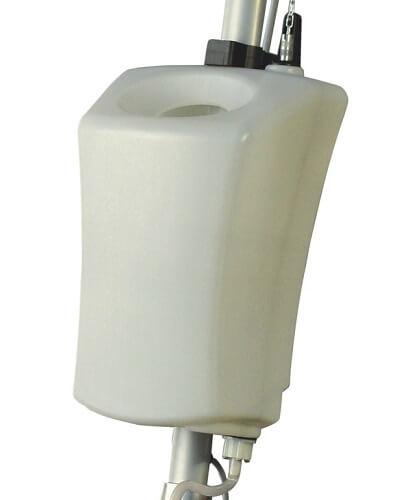Prochem 12 litre solution tank with control valve