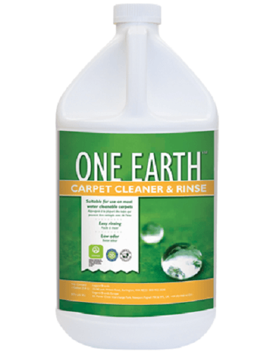 One Earth Carpet Cleaner and Rinse Chemspec 3.8L