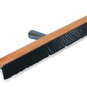 "Prochem Carpet pile brush 18"" nylon fibre"