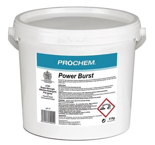 Power Burst Prochem 4K