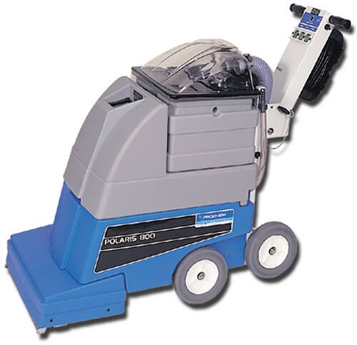 Prochem Polaris 800 SP800Upright self-contained power brush carpet & upholstery cleaning machine