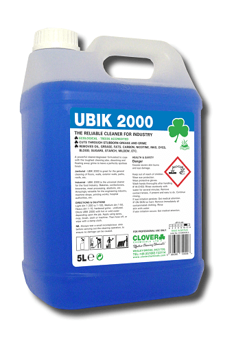 UBIK 2000 UNIVERSAL CLEANER CONCENTRATE 5L
