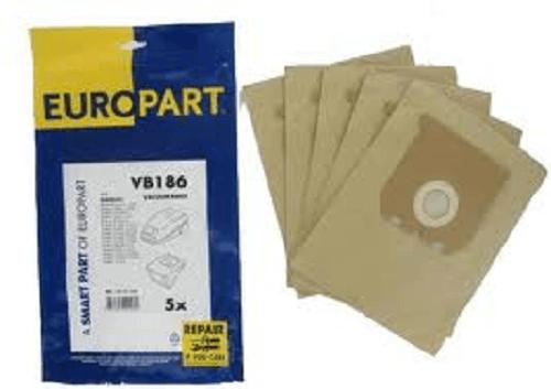 Electrolux Lite Series Compatible Paper Vacuum Bags (x5 PACK)