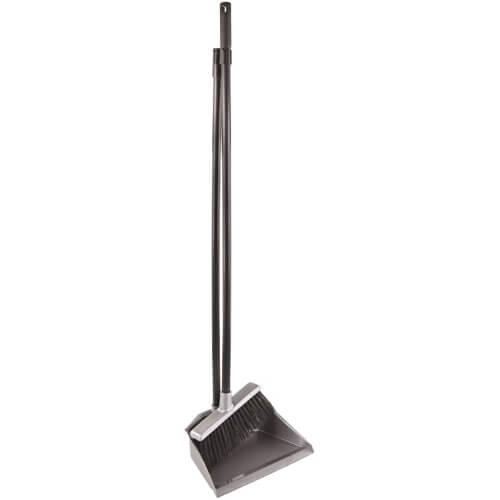 Basic lobby dustpan and brush
