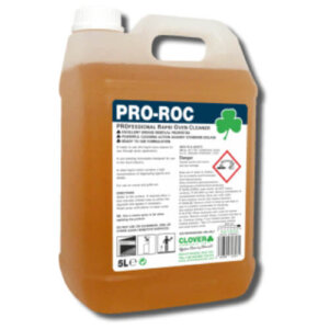 Pro-roc Professional Rapid Oven Cleaner Clover 5L