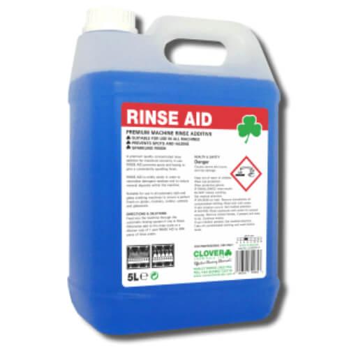Rinse Aid Clover 5L